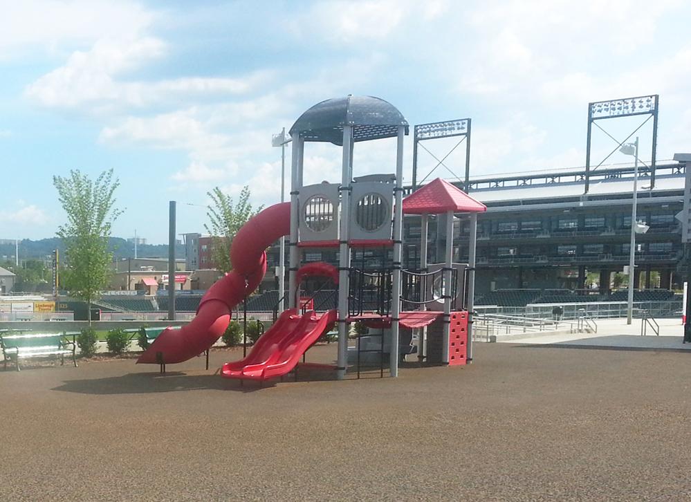 Regions Playgrounds