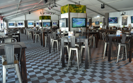 Event flooring from RG Event Surfaces