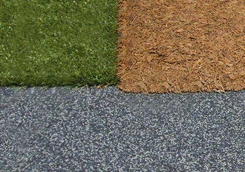 Outdoor Playground Materials Comparison