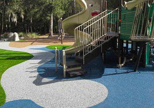Playground Equipment Area