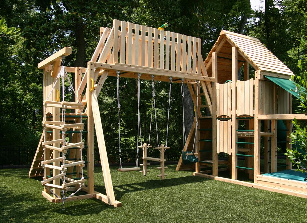 XGrass Backyard Playground Turf