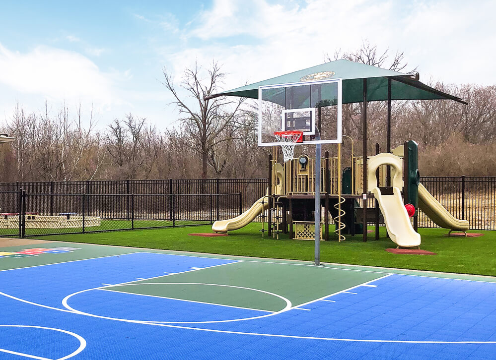 XGrass Playground Surfaces