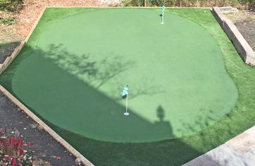 The Carolina DIY Putting Green from XGrass