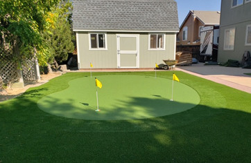 The Monterey Synthetic Grass DIY Putting Green Kit