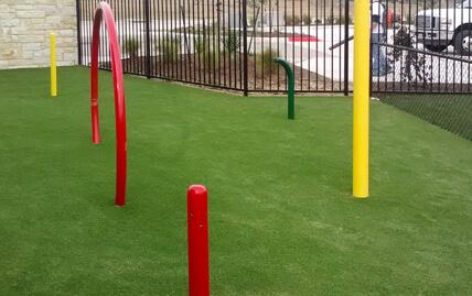 XGrass Water Play Turf, Playground turf, artificial playground turf, artificial turf on playground, artificial grass, artificial turf playground surfaces
