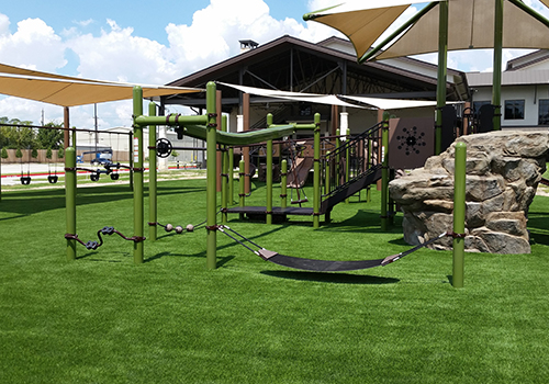 XGrass Synthetic Grass Playground Turf