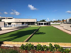 Commercial Bocce Courts